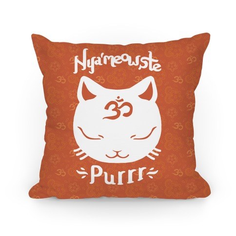 Nyameowste Pillow