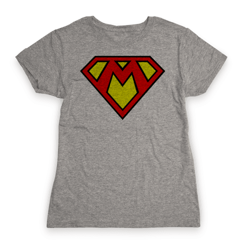 Super Bros. Womens T-Shirt