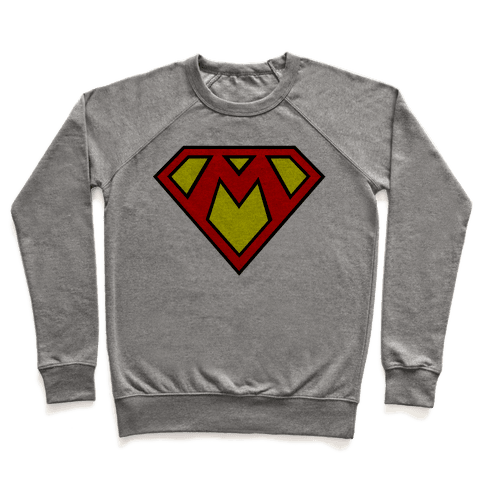 Super Bros. Pullover