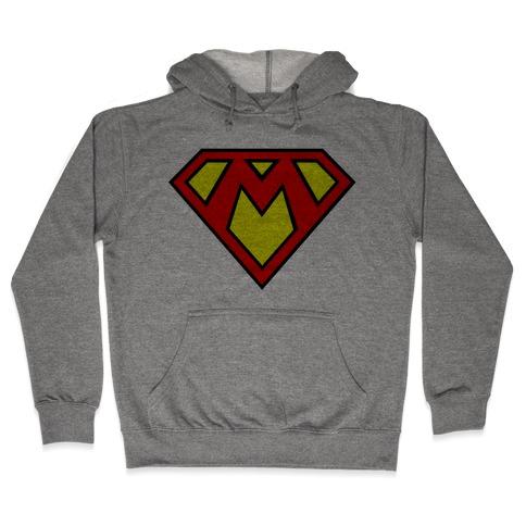 Super Bros. Hooded Sweatshirt