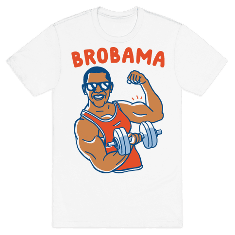 Brobama Mens T-Shirt