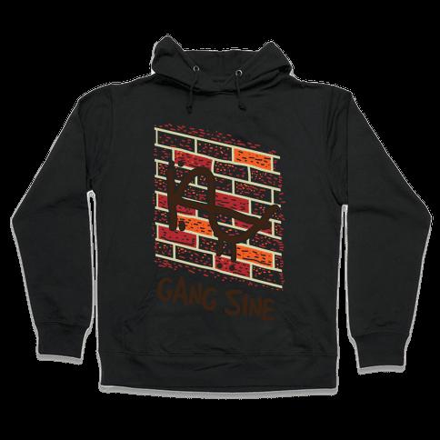 Gang Sine Hooded Sweatshirt