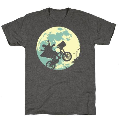 Extra Terrestrial (longsleeve) T-Shirt
