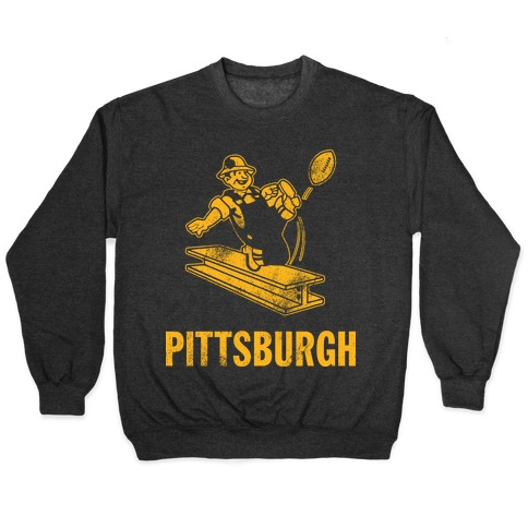 Pittsburgh Alternate (Vintage) Pullover
