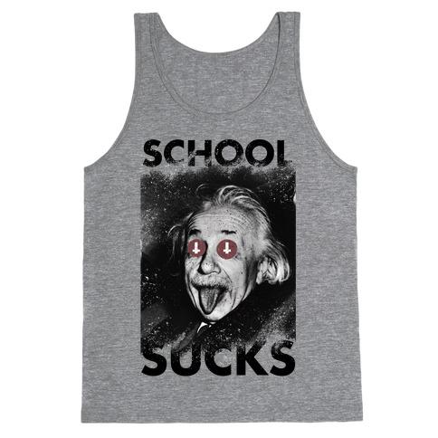 School Sucks Tank Top