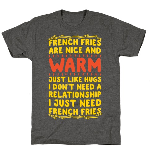 French Fry Love T-Shirt
