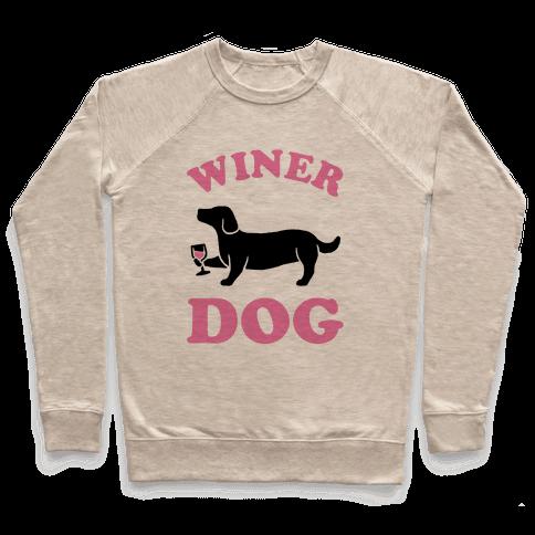 Winer Dog Pullover