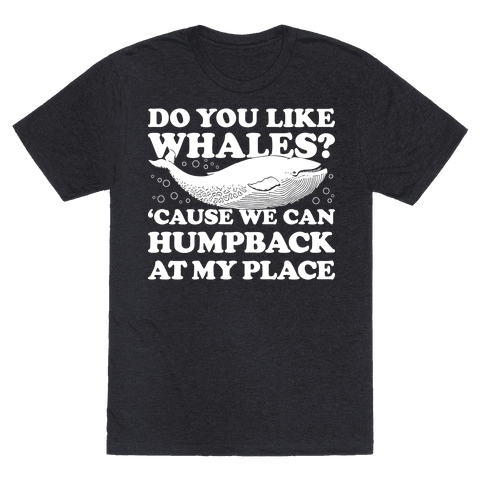 Do You Like Whales?