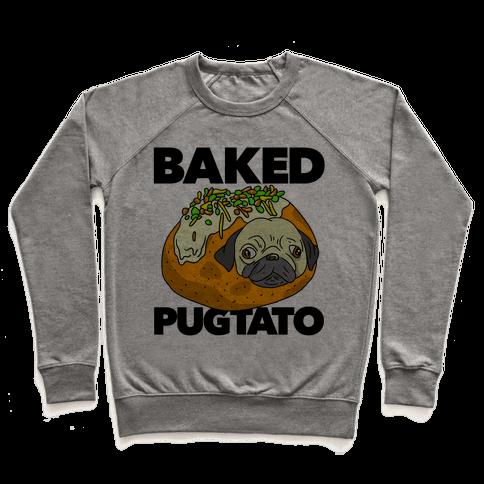 Baked Pugtato Pullover