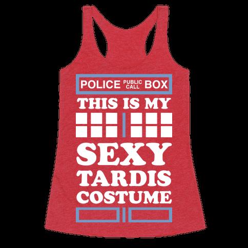 This Is My Sexy Tardis Costume