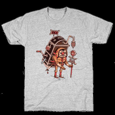 Taxman Mens T-Shirt