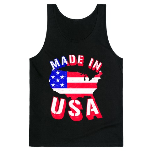 Made In USA Tank Top