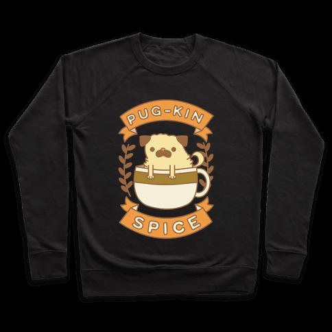 Pugkin Spice Pullover