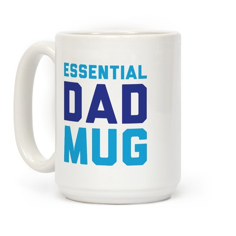 Essential Dad Coffee Mug