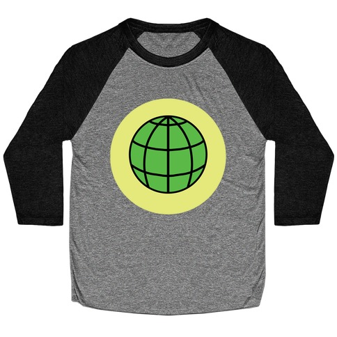 EARTH! Baseball Tee