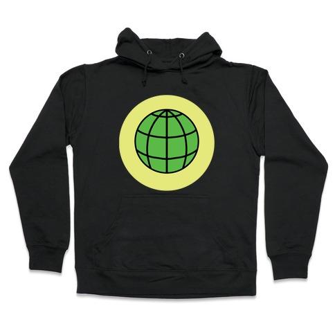 EARTH! Hooded Sweatshirt