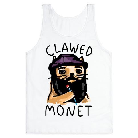 Clawed Monet Tank Top