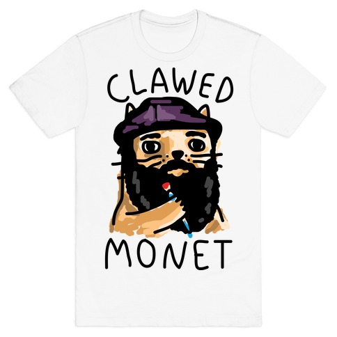 Clawed Monet T-Shirt