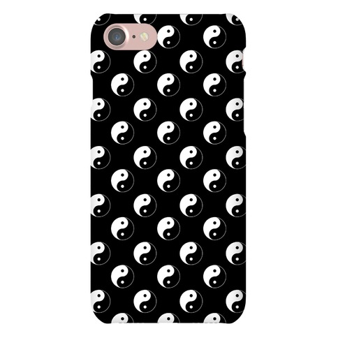 Yin Yang Pattern Phone Case