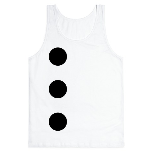 3-Hole Punch Costume Tank Top