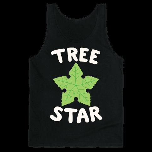 Tree Star Tank Top