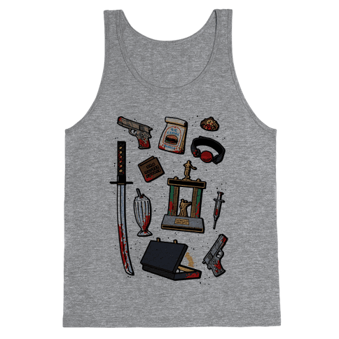 Cult Classic Icons Tank Top