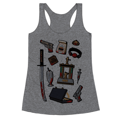 Cult Classic Icons Racerback Tank Top