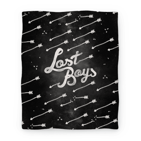 Lost Boys Blanket Blanket