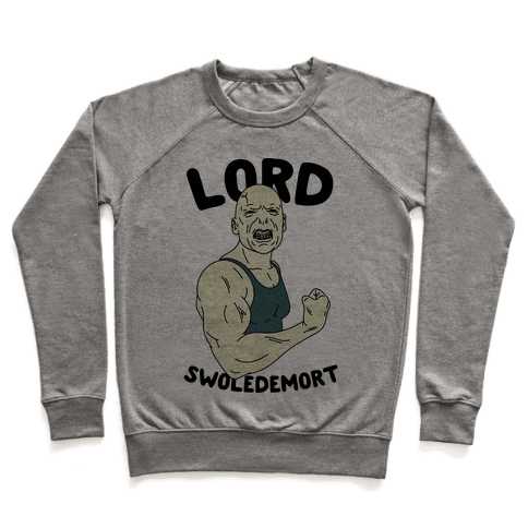 Lord Swoledemort Pullover