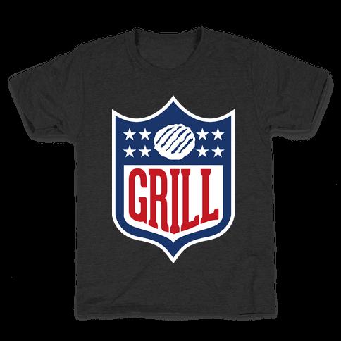 Grill League Kids T-Shirt