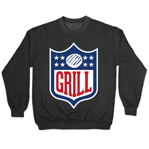 Grill League Pullover