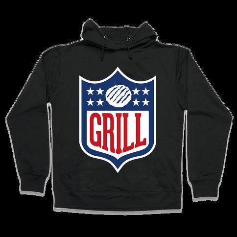 Grill League Hooded Sweatshirt