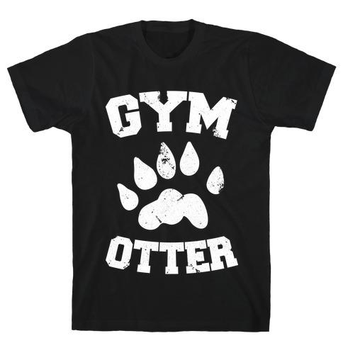 Gym Otter T-Shirt