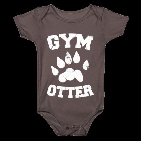 Gym Otter Baby One-Piece