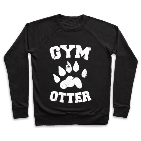 Gym Otter Pullover