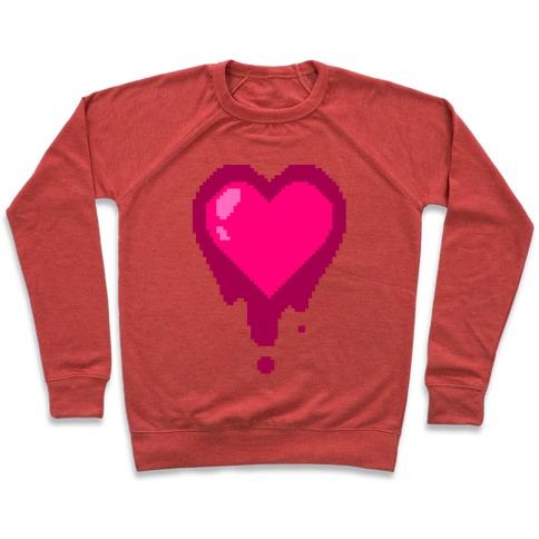 Bleeding Heart Pullover