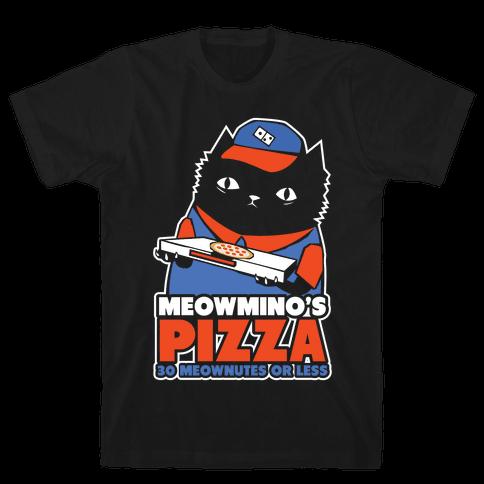 Meowmino's Mens T-Shirt