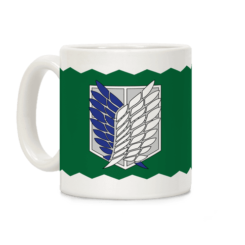 Scouting Legion Coffee Mug