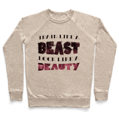 Beast & Beauty (color) Pullover