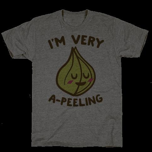 I'm Very A-peeling Mens T-Shirt