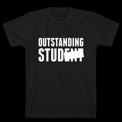 Outstanding Stud Mens T-Shirt