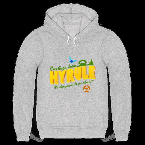 Greetings From Hyrule