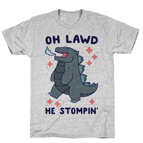 Oh Lawd, He Stompin' T-Shirt