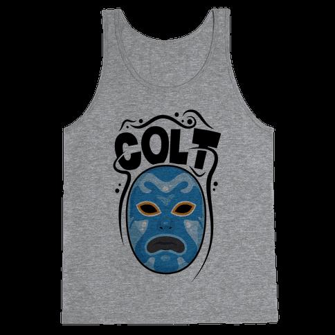 Colt Mask Tank Top