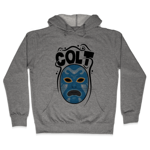 Colt Mask Hooded Sweatshirt