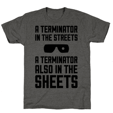 A Terminator In The Streets