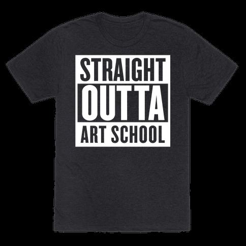 Straight Outta Art School