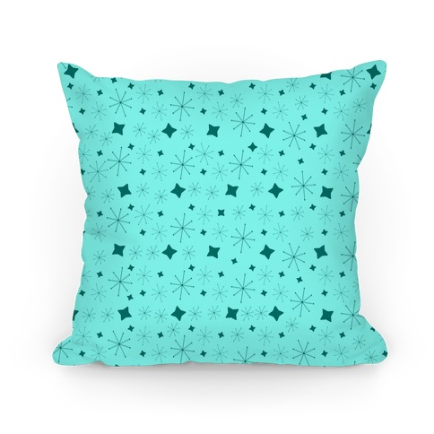 1950's Pattern Pillow