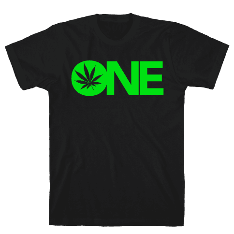 ONE Mens T-Shirt