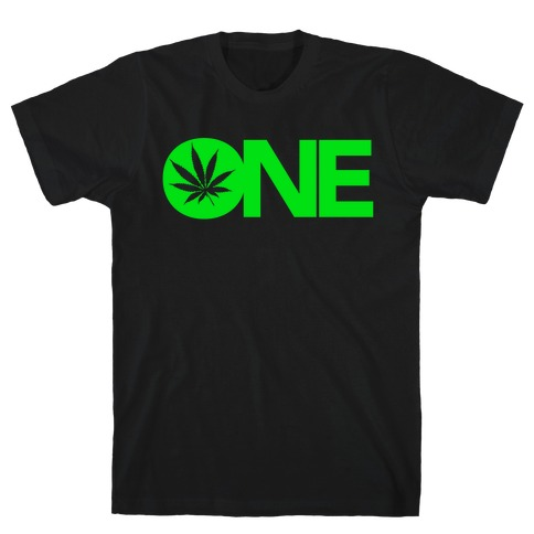 ONE Mens T-Shirt